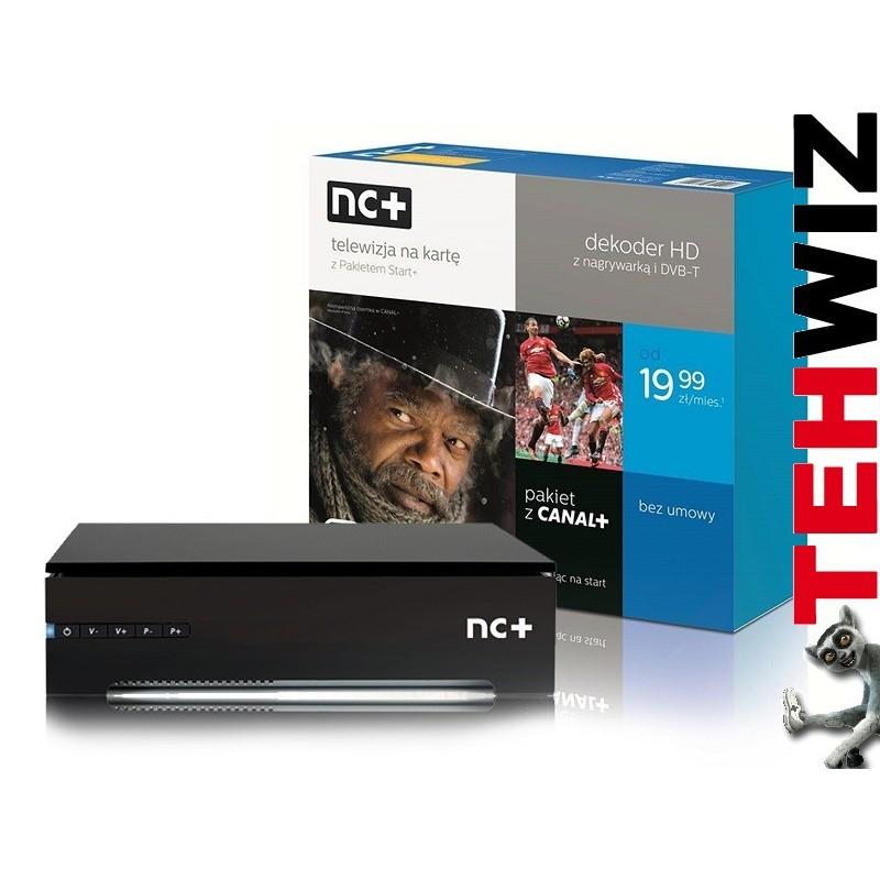 Telewizja Na Karte Nc.Usługa Nc Tnk Z Pak Start Z Tunerem Adb Pace Hds7241 360gb 1 Mc
